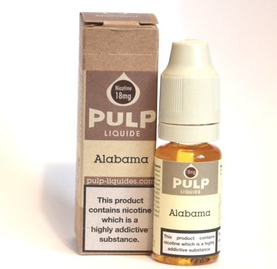 Alabama Tobacco Pulp E-Liquid