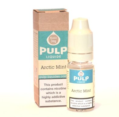 Arctic Mint e-Liquid by Pulp