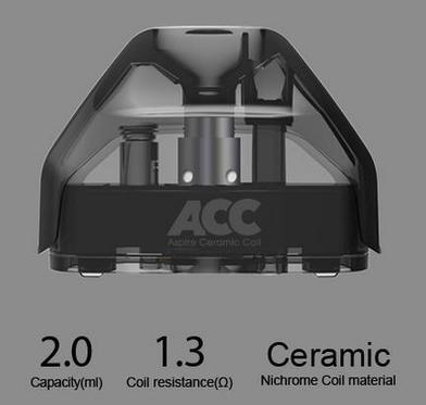 Aspire AVP Pods 1.3 Ohm Ceramic (2 pack)