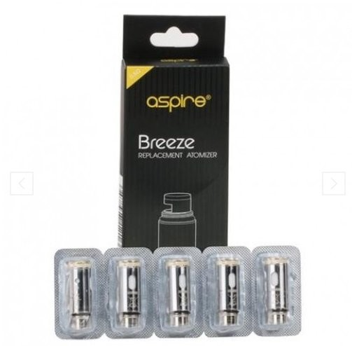 Aspire Breeze 0.6 Ohm Coils