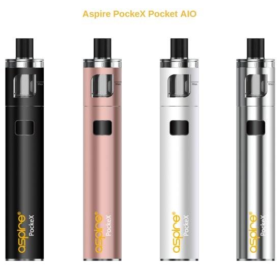 Aspire PockeX 1500mAh Kit