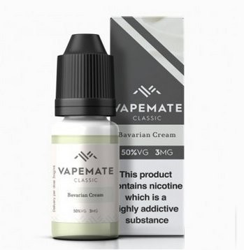 Bavarian Cream e-Liquid by Vapemate