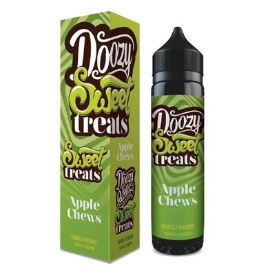 Apple Chews Doozy Vape E-Liquid 50ml Shortfill