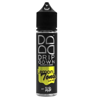 Lemon Tonic Drip Down E-Liquid 50ml Shortfill