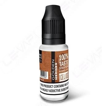 British Tobacco (Golden Hedges) Iceliqs E-Liquid