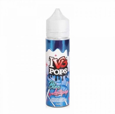 Blueberry Raspberry (Blue Lollipop) IVG E-Liquid 50ml Shortfill