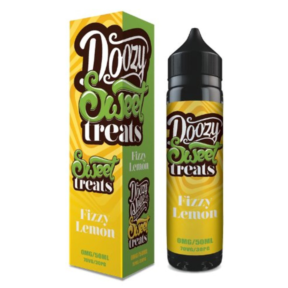 Doozy Vape Fizzy Lemon E-Liquid Shortfill | Electronic Cigarette Co