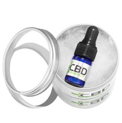 CBD Vape Shot for e-Liquid 1000mg