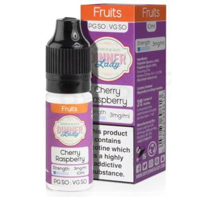 Cherry Raspberry Dinner Lady E-Liquid