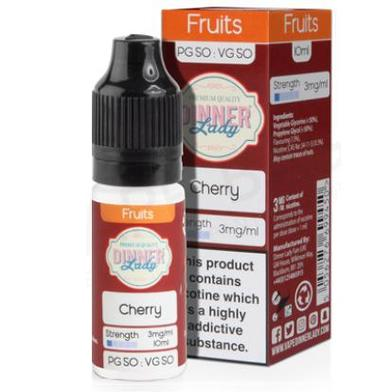 Cherry Dinner Lady E-Liquid