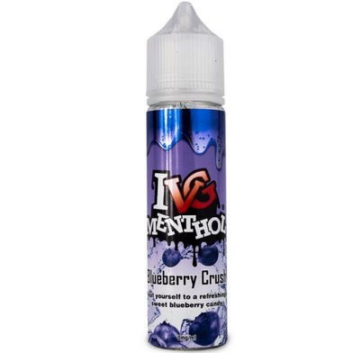 Blueberry Candy Crush IVG E-Liquid 50ml Shortfill
