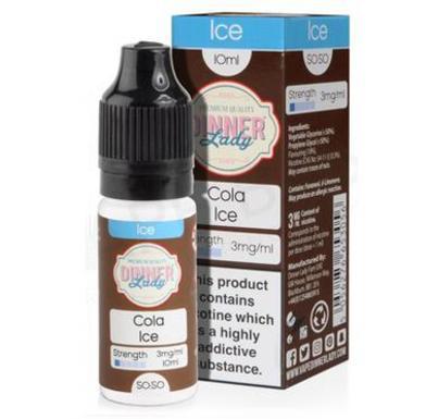 Cola Ice Dinner Lady Nic Salt E-Liquid