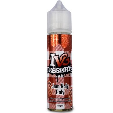 Jam Roly Poly IVG E-Liquid 50ml Shortfill