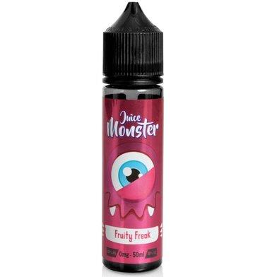 Fruity Freak Juice Monster E-Liquid Shortfill 50ml