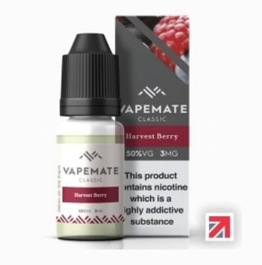 Forest Fruits (Harvest Berry) e-Liquid by Vapemate
