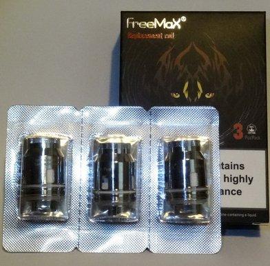 FreeMax Fireluke MeshPro Double Mesh 0.2 Ohm Coils