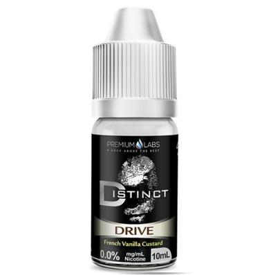 French Vanilla Custard Distinct E-Liquid
