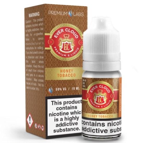 Honey Tobacco e-Liquid by Ever Cloud