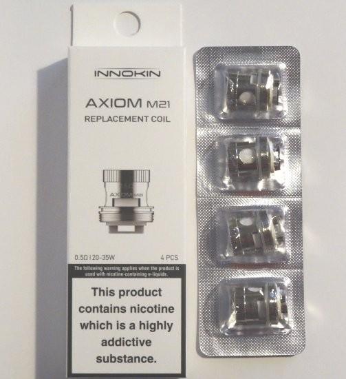 Innokin Axiom M21 0.5 Ohm Coils