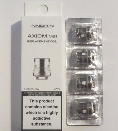 Innokin Axiom M21 0.65 Ohm Coils