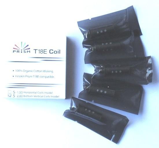 Innokin Endura T18E 2.0 Ohm Coils