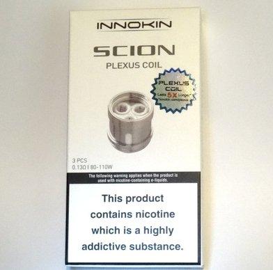 Innokin Scion Plexus Mesh 0.13 Ohm Coils