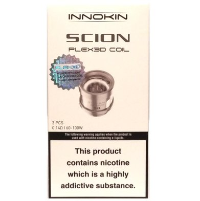 Innokin Scion Plex3D Mesh 0.14 Ohm Coils