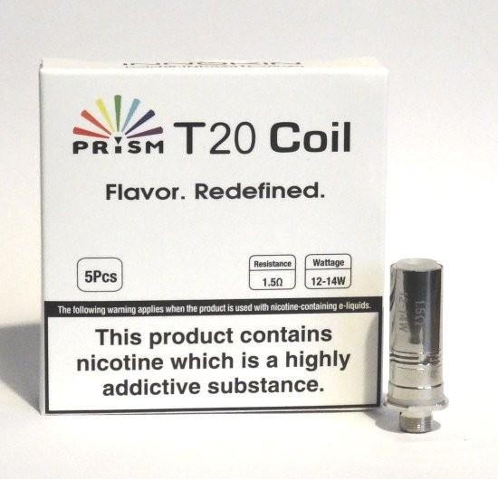 Innokin T20 1.5 Ohm Endura Coils