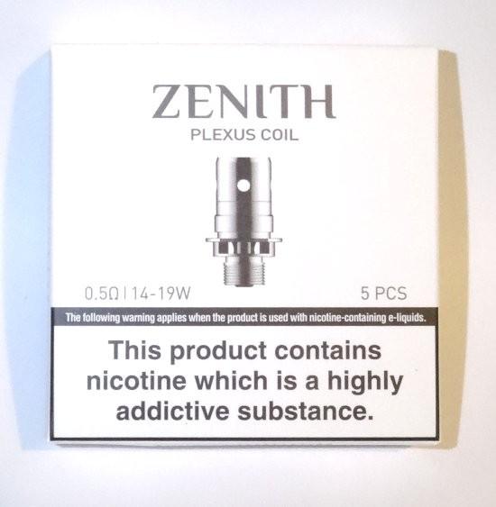 Innokin Zenith Plexus 0.5 Ohm Coils