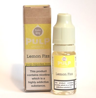 Lemon Fizz e-Liquid by Pulp