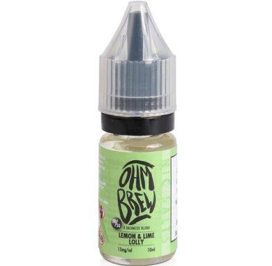 Lemon & Lime Lolly Nic Salt E-Liquid by Ohm Brew
