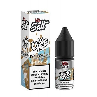 Cola Ice IVG Nic Salt E-Liquid