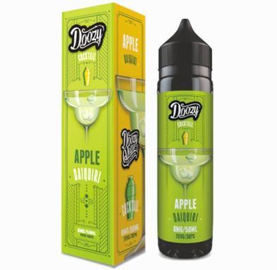 Apple Daiquiri Doozy Vape Cocktails E-Liquid Shortfill 50ml