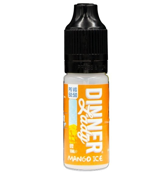 Mango Ice Dinner Lady E-Liquid 50% VG