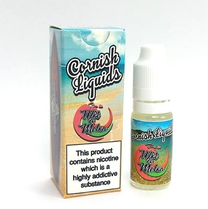 Melon Strawberry (Wot a Melon) e-Liquid by Cornish