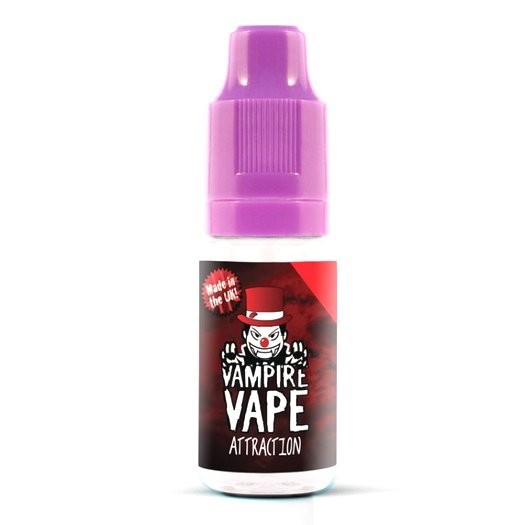 Menthol Berries (Attraction) e-Liquid by Vampire Vape