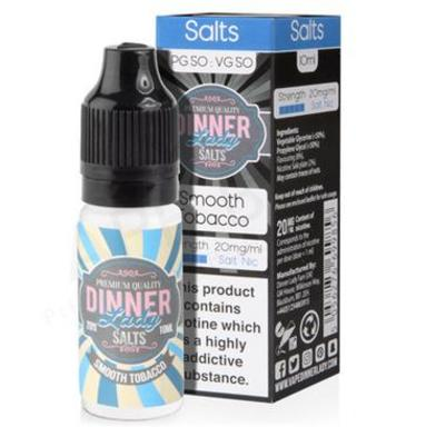 Smooth Tobacco Dinner Lady Nic Salt E-Liquid