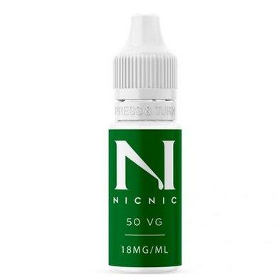 Nicotine Shot 18mg 50VG Nic Nic