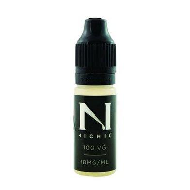 Nicotine Shot 18mg 100VG Nic Nic