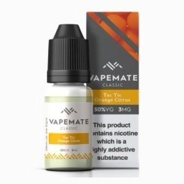 Orange Tac Tic Vapemate E-Liquid