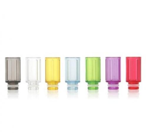Plastic Wide Bore Drip Tip Mouthpiece