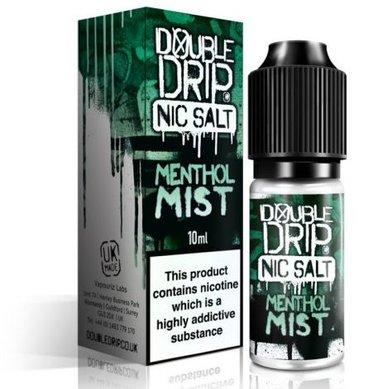 Menthol Mist Double Drip Nic Salt E-Liquid