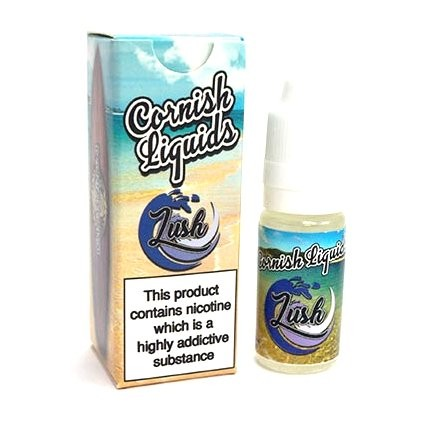 Raspberry Slush (Lush) e-Liquid by Cornish