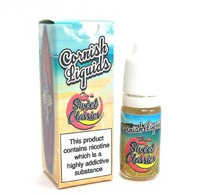 Rhubarb & Custard (Sweet Classics) e-Liquid by Cornish