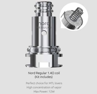 SMOK Nord 1.4 Ohm Regular Coil
