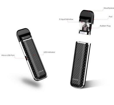 SMOK Novo Pod Vape Kit 450mAh (10ml e-liquid included)