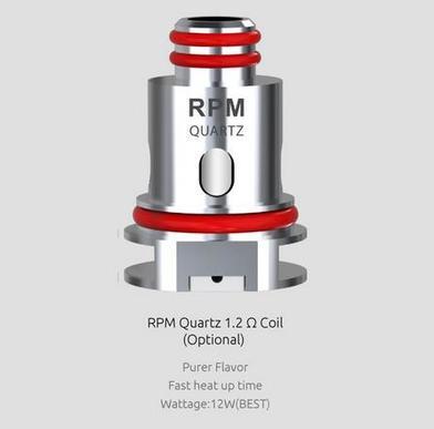 SMOK RPM 1.2 Ohm Quartz Coils