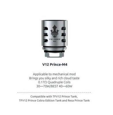 SMOK V12 Prince M4 0.17 Ohm Coils
