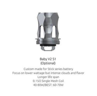 SMOK V8 Baby V2 S1 0.15 Ohm Coils