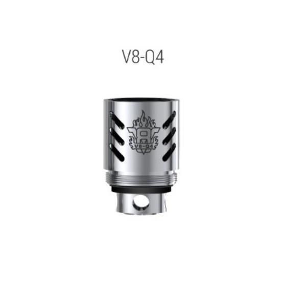 SMOK V8 Q4 0.15 Ohm Coils
